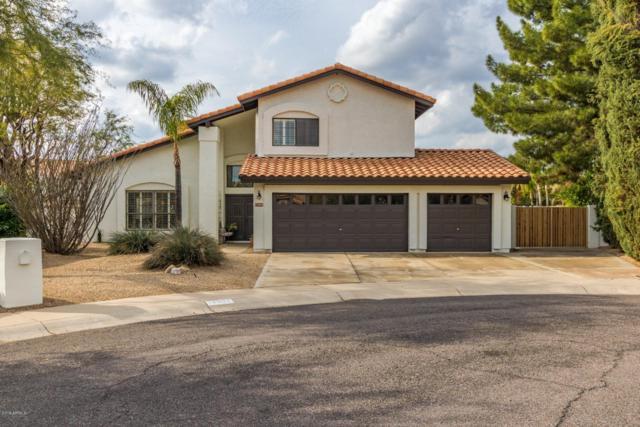 18002 N 54TH Street, Scottsdale, AZ 85254 (MLS #5884454) :: RE/MAX Excalibur