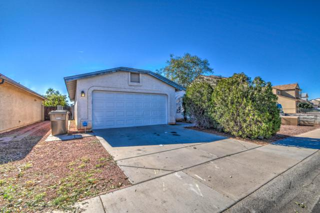 8729 W Jefferson Street, Peoria, AZ 85345 (MLS #5884455) :: Devor Real Estate Associates