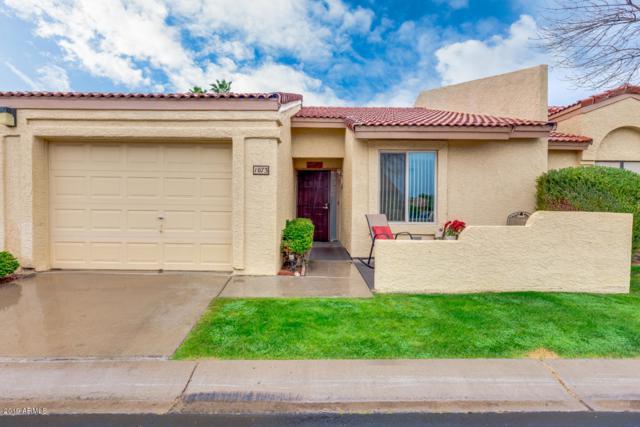 1021 S Greenfield Road #1073, Mesa, AZ 85206 (MLS #5884484) :: Realty Executives
