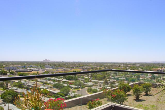 4808 N 24TH Street #605, Phoenix, AZ 85016 (MLS #5884513) :: Yost Realty Group at RE/MAX Casa Grande