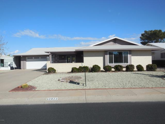 10822 W Loma Blanca Drive, Sun City, AZ 85351 (MLS #5884526) :: Yost Realty Group at RE/MAX Casa Grande