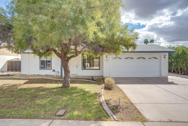 1721 W Temple Street, Chandler, AZ 85224 (MLS #5884625) :: The C4 Group