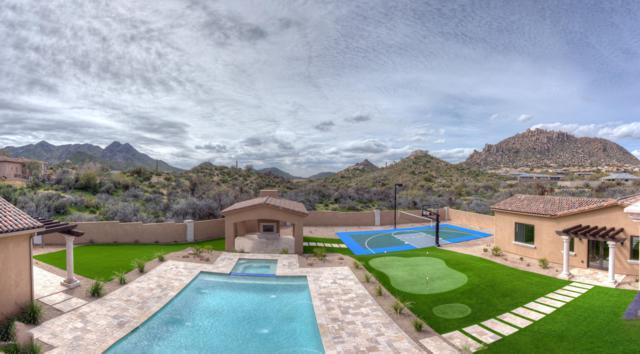 11869 E Buckskin Trail, Scottsdale, AZ 85255 (MLS #5884626) :: The Luna Team