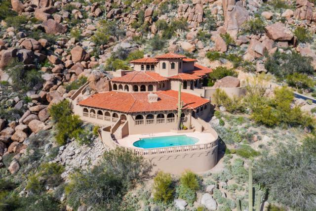 6948 N Stagecoach Pass, Carefree, AZ 85377 (MLS #5884627) :: Kelly Cook Real Estate Group