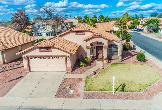 716 W Smoke Tree Road, Gilbert, AZ 85233 (MLS #5884631) :: Door Number 2