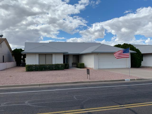 760 S 78TH Place, Mesa, AZ 85208 (MLS #5884633) :: Yost Realty Group at RE/MAX Casa Grande