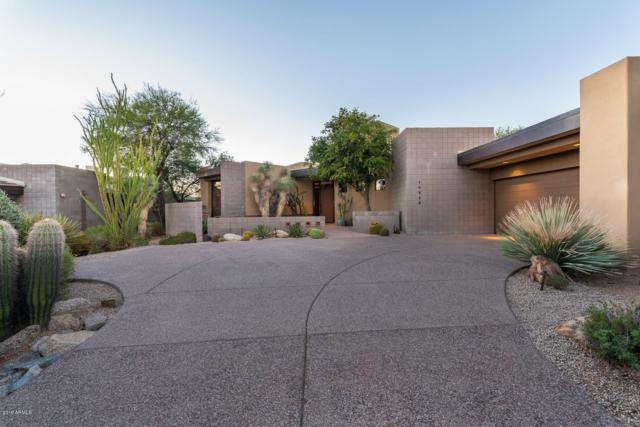 10658 E Fernwood Lane, Scottsdale, AZ 85262 (MLS #5884640) :: Brett Tanner Home Selling Team