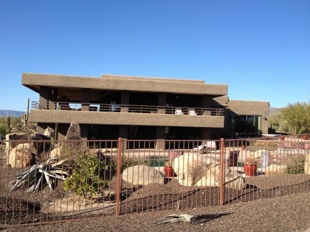 8901 E Lazywood Place, Carefree, AZ 85377 (MLS #5884665) :: My Home Group