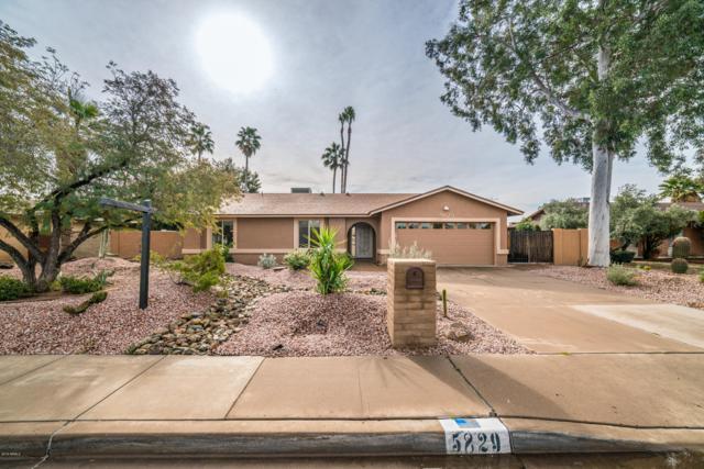5829 E Acoma Drive, Scottsdale, AZ 85254 (MLS #5884667) :: The Pete Dijkstra Team