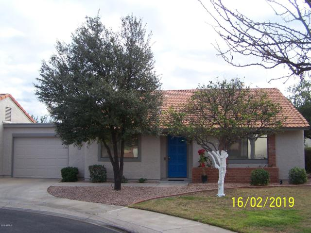 391 Leisure World, Mesa, AZ 85206 (MLS #5884682) :: Yost Realty Group at RE/MAX Casa Grande