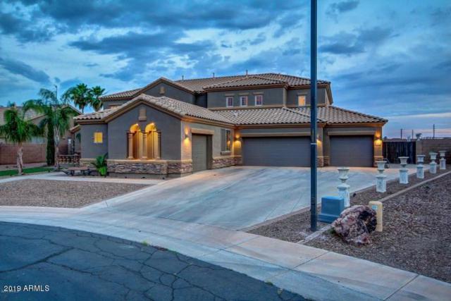 2031 E Virgo Place, Chandler, AZ 85249 (MLS #5884717) :: Door Number 2