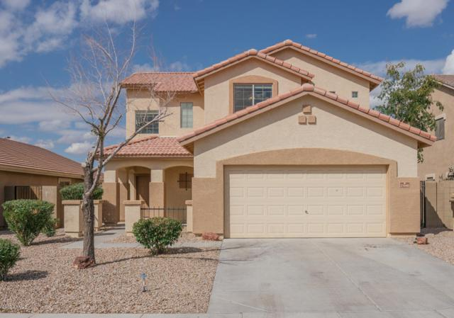 21646 W Hilton Avenue, Buckeye, AZ 85326 (MLS #5884772) :: Cindy & Co at My Home Group