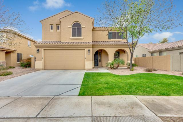 3715 S Vineyard Avenue, Gilbert, AZ 85297 (MLS #5884821) :: The Pete Dijkstra Team