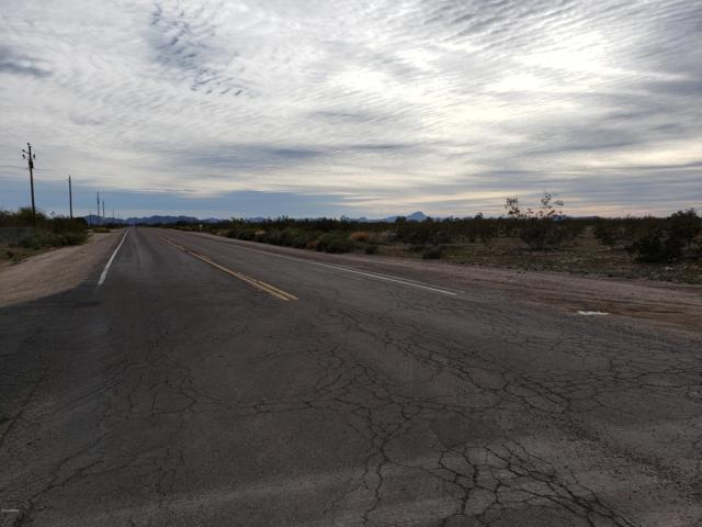 0 S Johnson Road, Buckeye, AZ 85326 (MLS #5884855) :: Cindy & Co at My Home Group