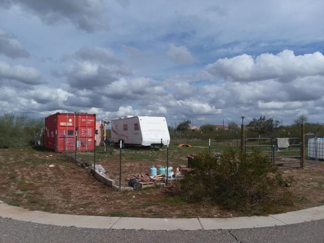LOT 91 W Hilquit, Morristown, AZ 85342 (MLS #5884937) :: The Pete Dijkstra Team