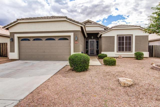 9445 E Kiva Avenue, Mesa, AZ 85209 (MLS #5884946) :: Door Number 2