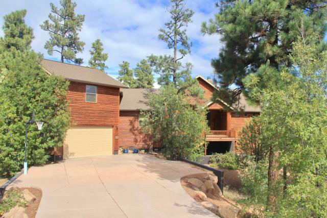6019 Rim Road, Lakeside, AZ 85929 (MLS #5884953) :: Team Wilson Real Estate