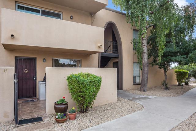 5135 N 10TH Street #15, Phoenix, AZ 85014 (MLS #5884954) :: Door Number 2