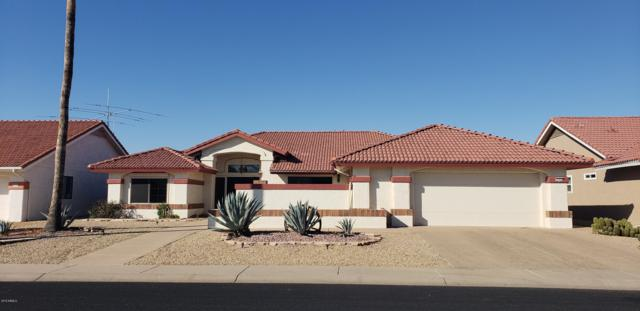 21222 N 124TH Avenue, Sun City West, AZ 85375 (MLS #5884966) :: Yost Realty Group at RE/MAX Casa Grande
