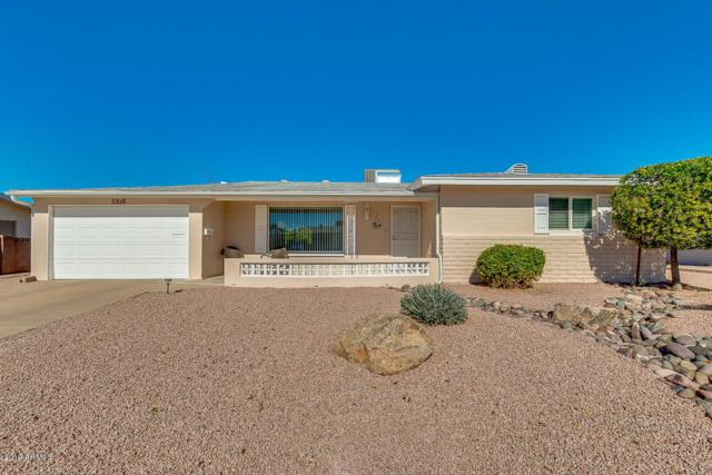 5916 E Boise Street, Mesa, AZ 85205 (MLS #5884974) :: Door Number 2