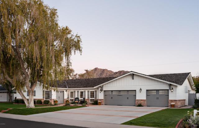6252 E Calle Camelia Street, Scottsdale, AZ 85251 (MLS #5885043) :: Team Wilson Real Estate