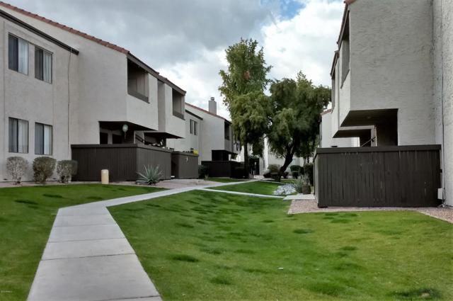 2938 N 61ST Place #157, Scottsdale, AZ 85251 (MLS #5885076) :: The C4 Group