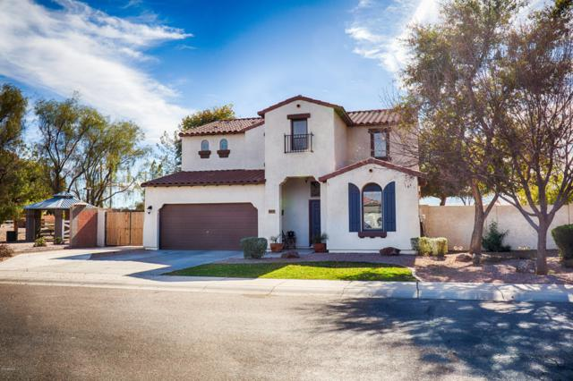 1567 E Indigo Street, Gilbert, AZ 85298 (MLS #5885162) :: The Pete Dijkstra Team