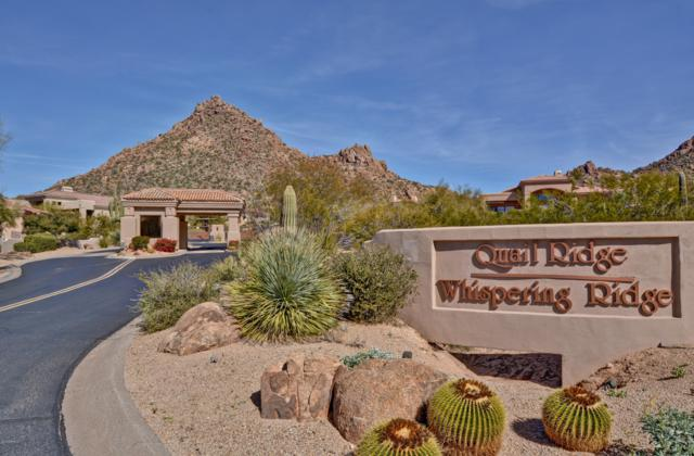 24350 N Whispering Ridge Way #18, Scottsdale, AZ 85255 (MLS #5885179) :: The Pete Dijkstra Team