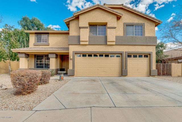 5433 S Bell Drive, Chandler, AZ 85249 (MLS #5885199) :: The Kenny Klaus Team