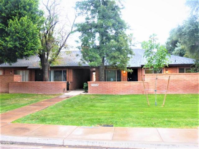 2527 S Maple Avenue #101, Tempe, AZ 85282 (MLS #5885337) :: Power Realty Group Model Home Center