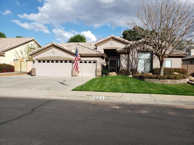 853 N Norwalk, Mesa, AZ 85205 (MLS #5885359) :: Yost Realty Group at RE/MAX Casa Grande