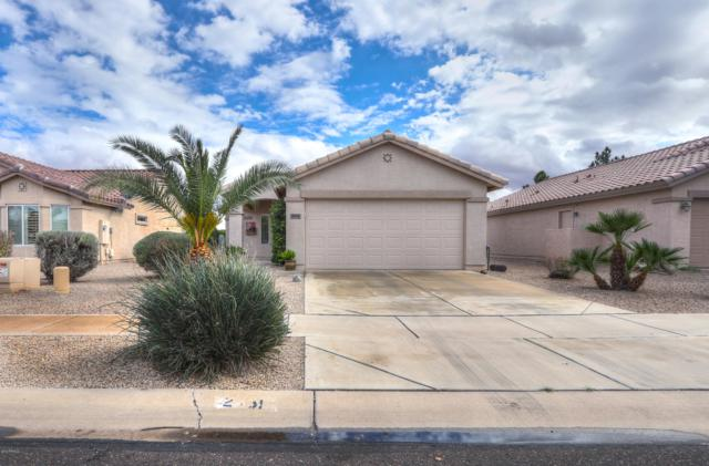 2431 E Hancock Trail, Casa Grande, AZ 85194 (MLS #5885422) :: Yost Realty Group at RE/MAX Casa Grande