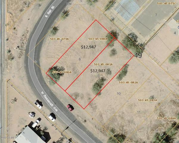21836 S Roosevelt Avenue, Wittmann, AZ 85361 (MLS #5885432) :: Yost Realty Group at RE/MAX Casa Grande