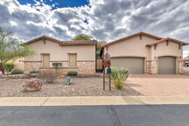 10567 E Mountain Whisper Trail, Gold Canyon, AZ 85118 (MLS #5885440) :: Realty Executives