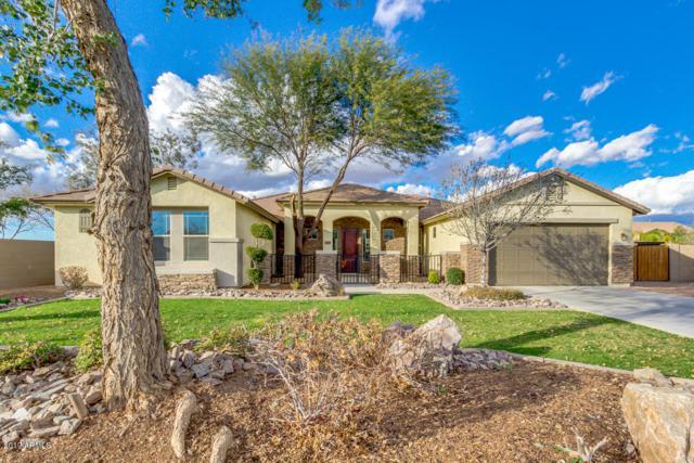 19232 E Domingo Road, Queen Creek, AZ 85142 (MLS #5885460) :: Lucido Agency