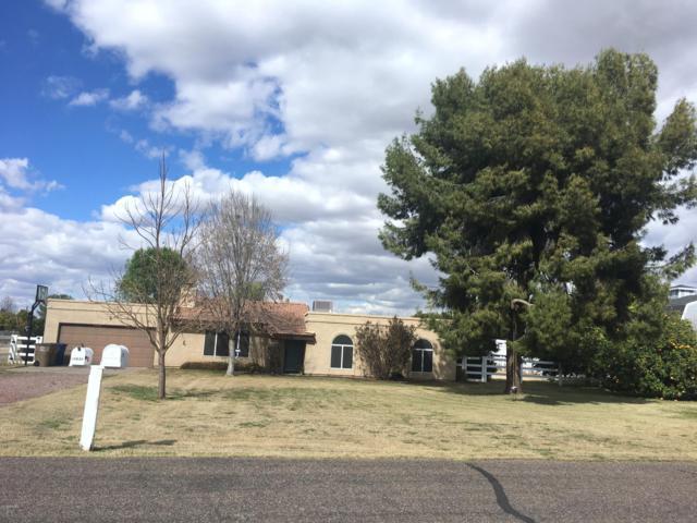 18632 E Via De Arboles Street, Queen Creek, AZ 85142 (MLS #5885473) :: Power Realty Group Model Home Center