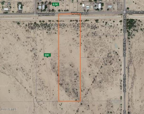 3145 W Hanna Road, Eloy, AZ 85131 (MLS #5885484) :: Yost Realty Group at RE/MAX Casa Grande