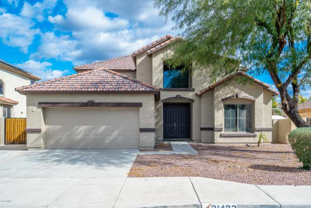 21423 N 78TH Lane, Peoria, AZ 85382 (MLS #5885493) :: Power Realty Group Model Home Center
