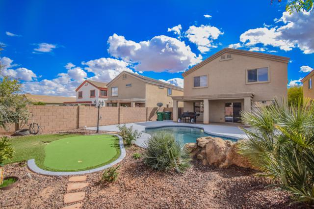36550 W Santa Maria Street, Maricopa, AZ 85138 (MLS #5885508) :: Power Realty Group Model Home Center