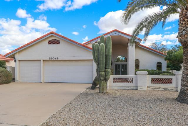 26049 S Saddletree Drive, Sun Lakes, AZ 85248 (MLS #5885517) :: The Ford Team