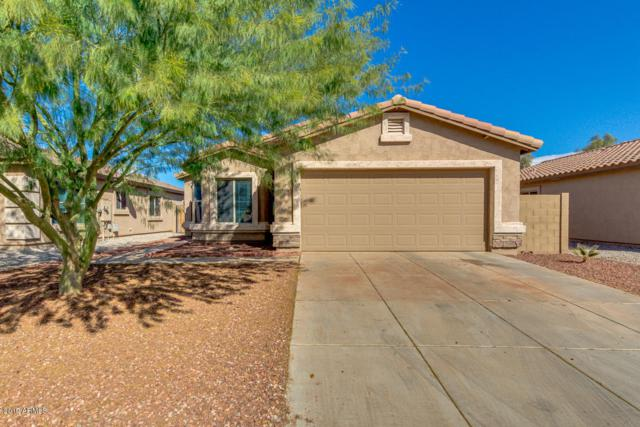 25398 W Lincoln Avenue, Buckeye, AZ 85326 (MLS #5885534) :: Keller Williams Realty Phoenix