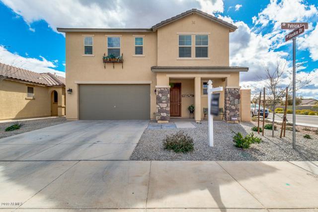 41053 W Patricia Lane, Maricopa, AZ 85138 (MLS #5885556) :: Power Realty Group Model Home Center