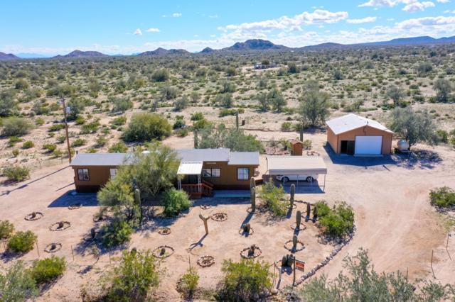 52115 W Wildwood Road, Maricopa, AZ 85139 (MLS #5885616) :: Power Realty Group Model Home Center