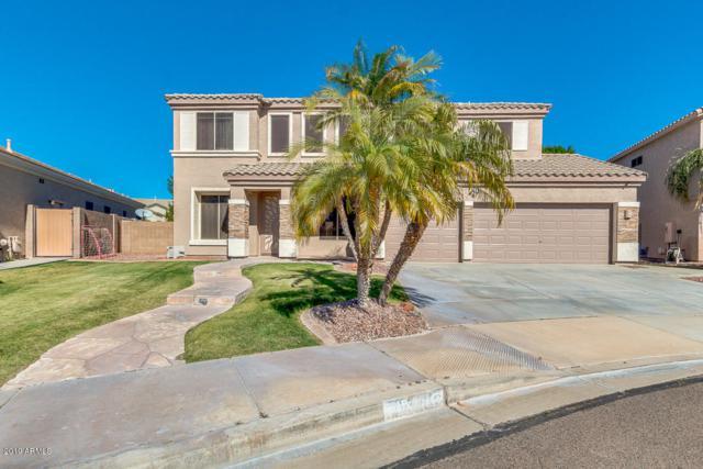 9338 W Salter Drive, Peoria, AZ 85382 (MLS #5885665) :: Realty Executives