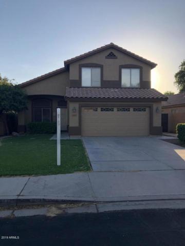 1100 N Seton Avenue, Gilbert, AZ 85234 (MLS #5885720) :: Yost Realty Group at RE/MAX Casa Grande