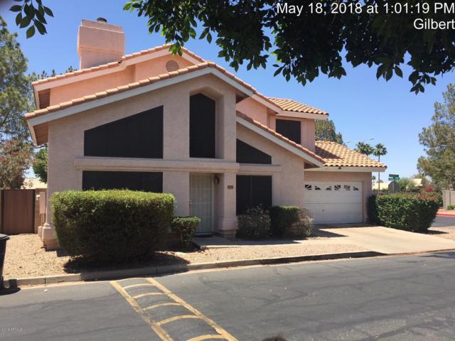 1412 N Brittany Lane, Gilbert, AZ 85233 (MLS #5885736) :: Revelation Real Estate