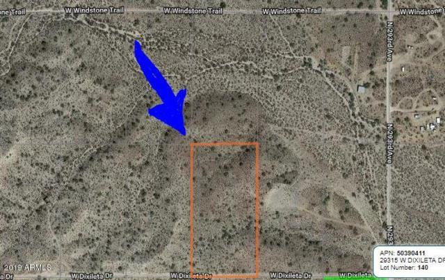 xxx W Dixileta, Wittmann, AZ 85361 (MLS #5885800) :: Devor Real Estate Associates