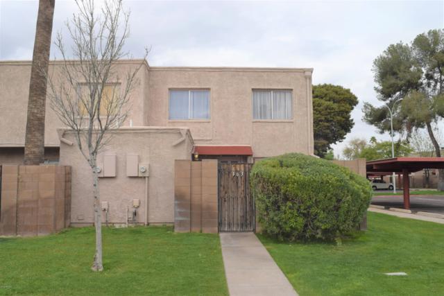 600 S Dobson Road #163, Mesa, AZ 85202 (MLS #5885883) :: Realty Executives