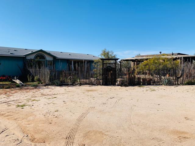 11926 N Hohokam Road, Florence, AZ 85132 (MLS #5885894) :: Yost Realty Group at RE/MAX Casa Grande