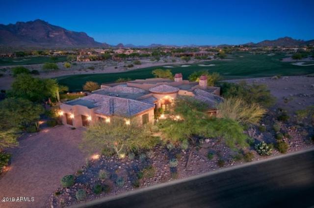 2597 S Pinyon Village Drive, Gold Canyon, AZ 85118 (MLS #5885928) :: The Bill and Cindy Flowers Team